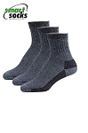 Kids Merino Wool Hiker Sock Bundle