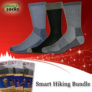 The Smart Hiking Bundle Package
