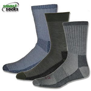 Smart Hiking All Season Hiking Sock Bundle