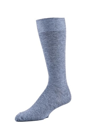 Light Weight Ski Sock Grey